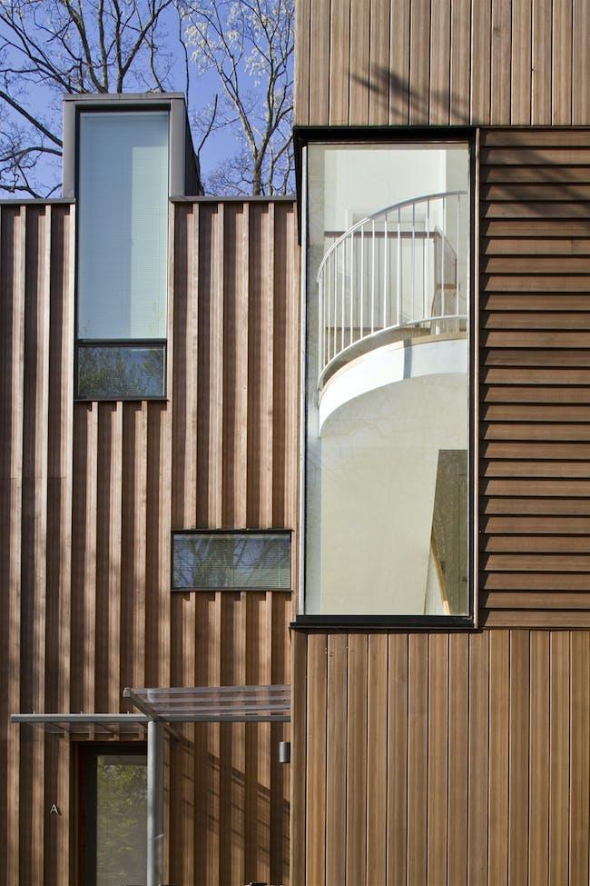 Two-Plex in Solebury, PA by Studio Hillier
