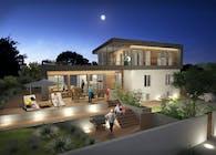 House extension in Relecq-Kerhuon