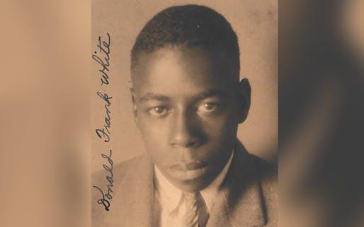 Donald White (Bentley Historical Library). Image via michiganradio.com