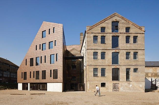 Pollard Thomas Edwards Architects, with The Granary, London, UK