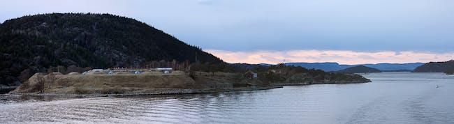 Oslo's Fjords