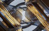 First photos of Zaha Hadid Architects' newly opened Leeza SOHO tower (and the world's tallest atrium)
