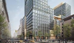 SOM reveals designs for new Disney HQ in Hudson Square