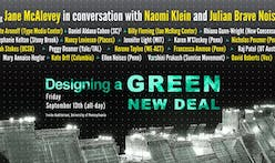 "UPenn and The Architecture Lobby to livestream ""Designing a Green New Deal"" symposium"