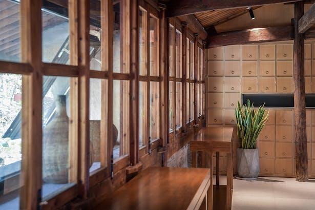 'Pawnshop Memory' Details, photo: Wang Ning