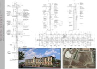 Commercial and Residential mixed use. WGPITTS