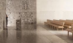 Belgian crematorium designed by KAAN Architecten to be a peaceful oasis