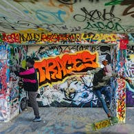 Traces: Graffiti, Skateboarding, and the Appropriation of Space (Design Thesis)
