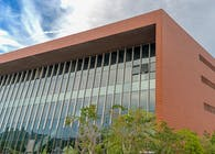 LOPO Terracotta Cladding Project In China Porcelain Capital