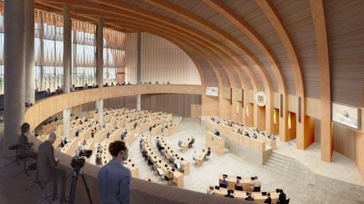 All images courtesy of Kéré Architecture.