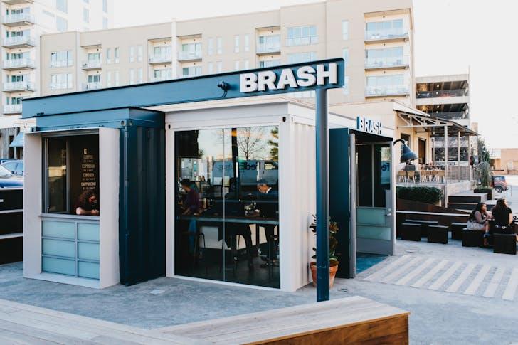 Brash Coffee in Atlanta, GA.