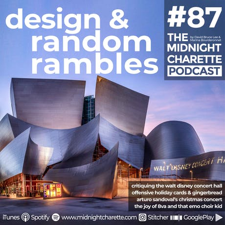 This is what it's like going to the Disney Concert Hall - Podcast Ep #87