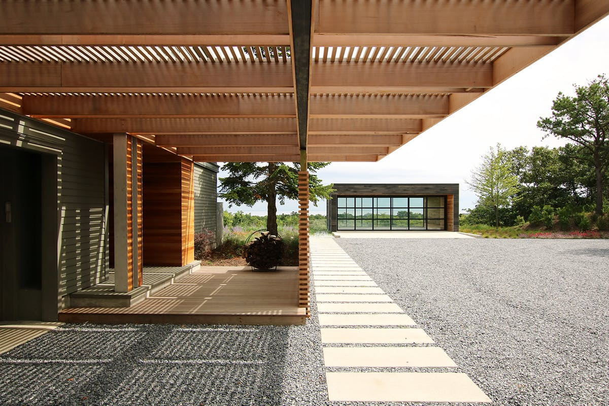 Amagansett Addition by Resolution: 4 Architecture