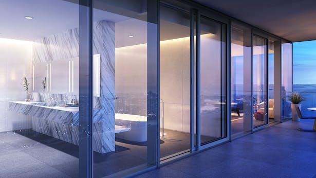 2000 Ocean (Image: TEN Arquitectos/Enrique Norten with ASA/Andrea Steele)