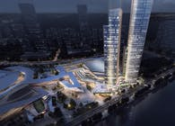 10 DESIGN | Zhuhai International CEC Phase 2 Scoops Gold Award at READatChina 2017 for the Best Commercial Architecture