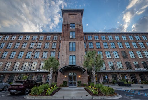 The Cigar Factory: Home to the Clemson Design Center in Charleston