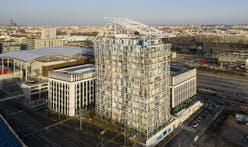 Jean Nouvel's new residential tower in Lyon, France: Love it or hate it?