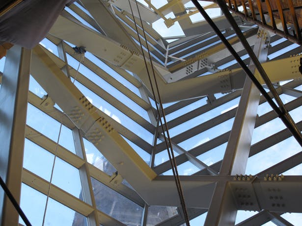 WTC VOEC Atrium Primary Structure