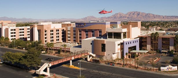 Sunrise Hospital | Mark Herstein | Archinect
