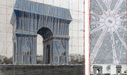 Christo comes to Paris in 2020 to wrap the Arc de Triomphe
