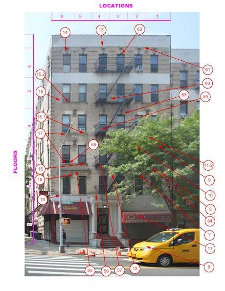 Local Law 11 Project @ Manhattan