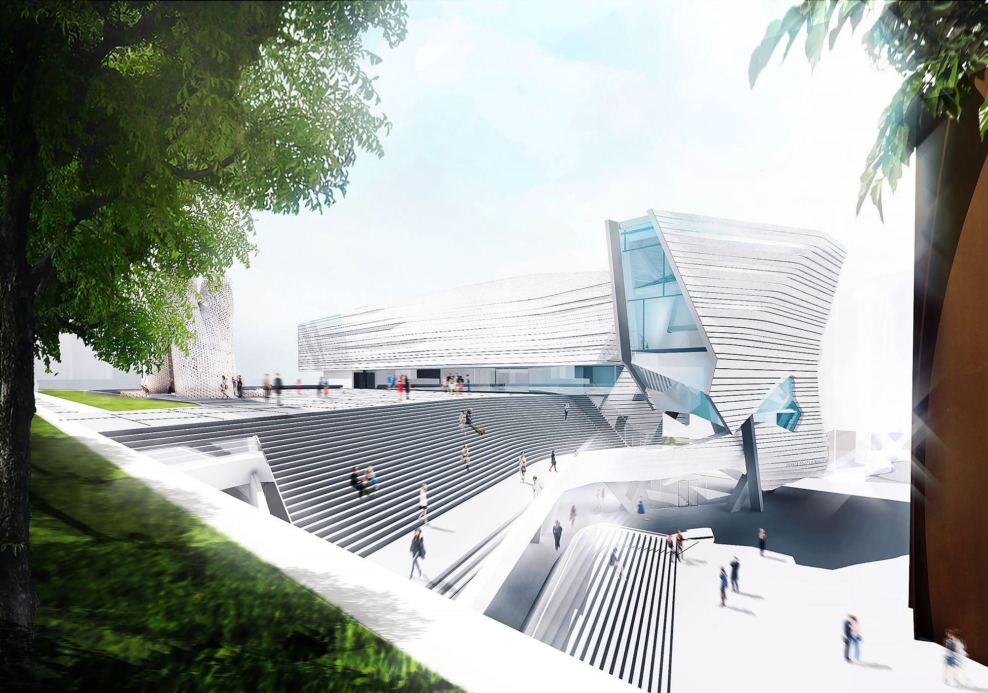 Morphosis Reveals Design For New Orange County Museum Of Art In