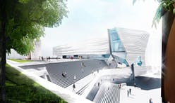 Morphosis reveals design for new Orange County Museum of Art in California