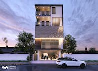 A 2 Faced Contemporary Design By M - Designs & Projects.