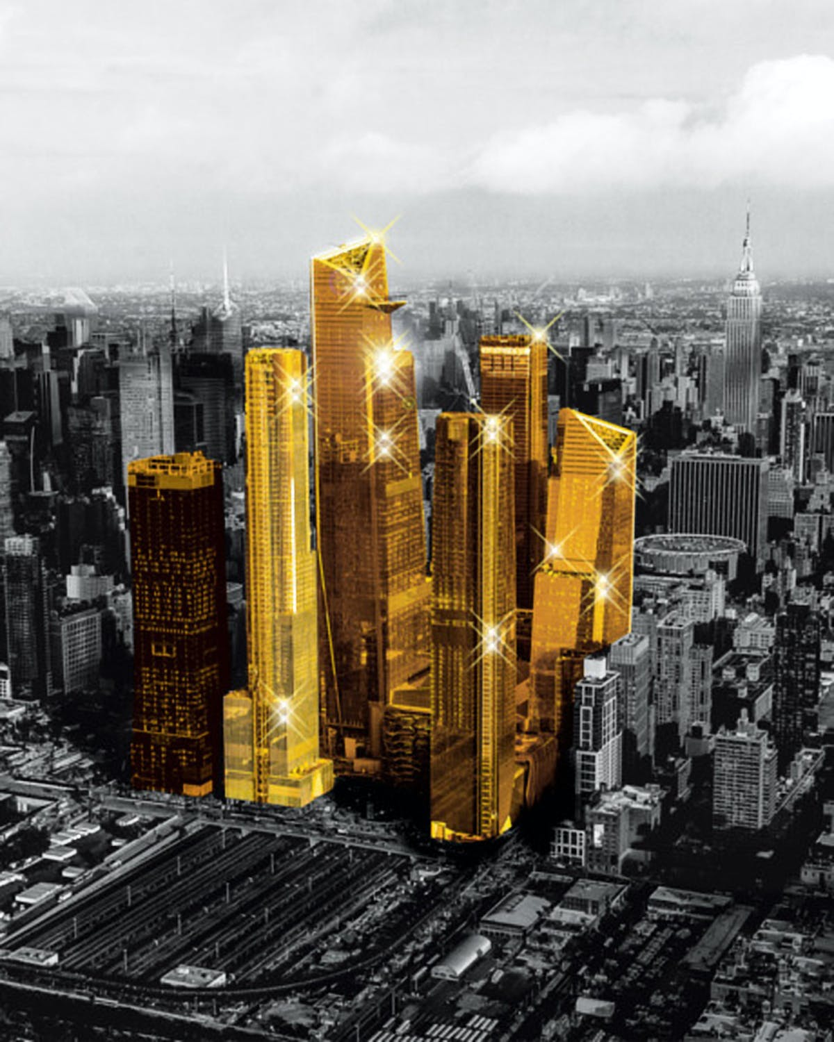 Is New York's Hudson Yards A Playground For Billionaires