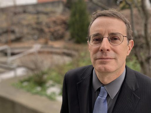 Dennis Shelden, the new Director of the Center for Architecture Science and Ecology at Rensselaer Polytechnic Institute. Image courtesy of Rensselaer Polytechnic Institute.
