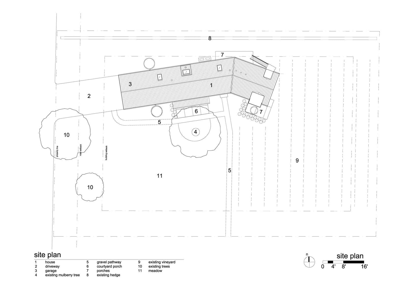 Napa Barn Anderson Architects Archinect