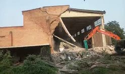 Ai Weiwei's Beijing studio has been demolished without prior warning