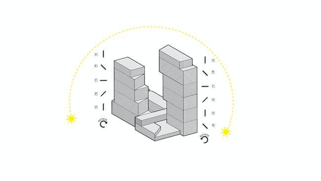 Diagram: Facade Diagram. Image: OMA.