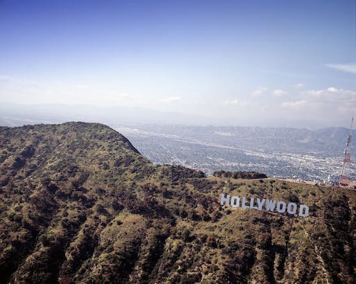 A recent report recommends to build an aerial tramway with a viewing platform for tourists—or to simply replicate the iconic sign on the other side of the hill.