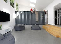 The Wyss Container House