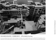 NEIGHBOURHOOD COMMUNITY - Affordable housing
