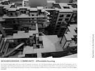 NEIGHBOURHOOD COMMUNITY - Affordable housing
