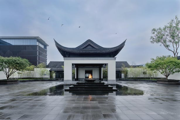 Banyan Tree Anji By Yang Bangsheng & Associates Group