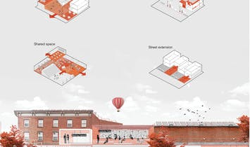 Columbia GSAPP MSAUD Students Tackle the Redundant Infrastructure of Retail
