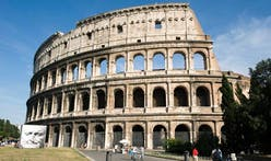Colosseum in Rome is leaning, officials say