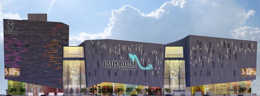 Emporium Mall Lahore Nurjis Fatima Raza Rizvi Archinect