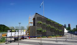 Yale University teams with UN Environment to unveil new eco-housing module