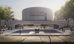Hiroshi Sugimoto's redesign of the Hirshhorn Museum sculpture garden is finally approved by the U.S. Commission of Fine Arts
