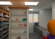 Drugstore renovation