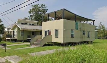 David Adjaye-designed house for Brad Pitt's Make It Right initiative to be demolished