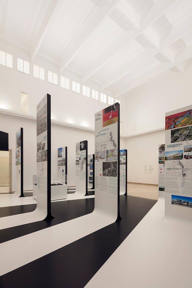 German Pavilion, Biennale Architettura 2018. Photo © Jan Bitter.