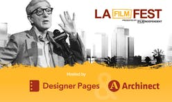Announcing the 2013 LA Film Festival Director's Lounge Design Competition, co-hosted by Archinect