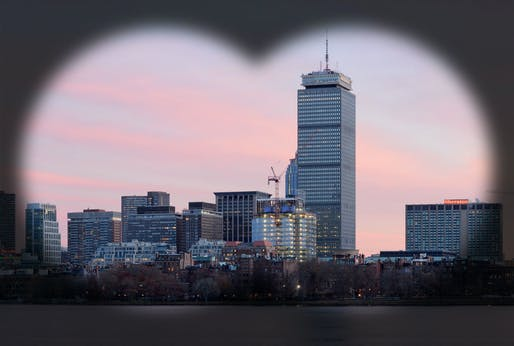 For the month of March, Archinect is focusing its Spotlight on Boston. Image courtesy of Wikimedia Commons / King of Hearts.