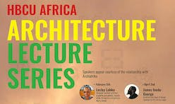 The HBCU Africa Architecture Lecture series brings the voices of Black architects and the African Continent together for representation and discourse