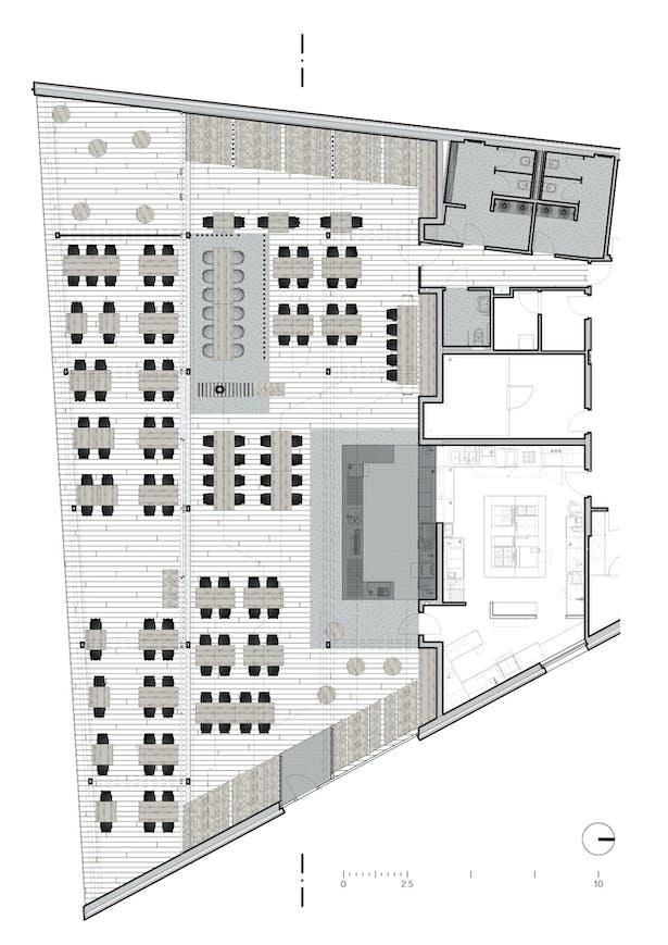 floor plan_restaurant